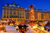 Dresden christmas market 15 — Stock Photo