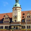 Stock Photo: Leipzig Old Townhall 01