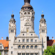 Stock Photo: Leipzig New Townhall 03