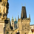 Stock Photo: Charles Bridge 09