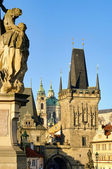 Charles Bridge 09 — Stock Photo