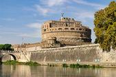 Rome Castel Sant Angelo 01 — Stock Photo