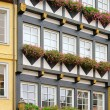 Cochem half-timbered house 03 — 图库照片