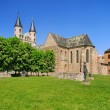 Foto Stock: Magdeburg abbey 04