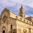 Matera cathedral 01 — Stock Photo