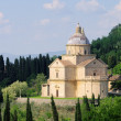 Montepulciano church 02 — Stock Photo