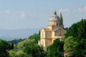 Montepulciano church 01 — Stock Photo