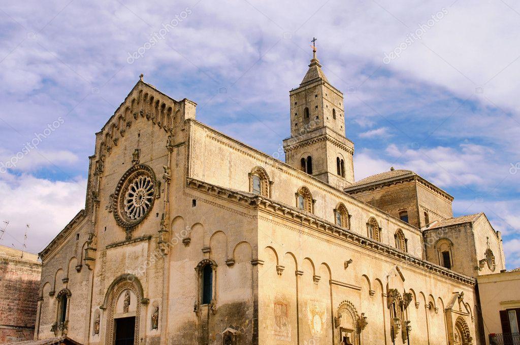 Cathédrale de matera