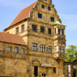 Stock Photo: Bamberg imperial palace 01