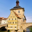 Stock Photo: Bamberg townhall 01