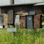 Letterbox 01 — Stock Photo