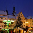 Freiberg christmas market 01 — Stock Photo