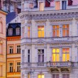Karlovy Vary facade 03 — Stock Photo #11514812