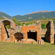 Stock Photo: Amiternum amphitheatre 06