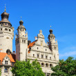 Stock Photo: Leipzig New Townhall 01