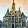 Stock Photo: Liberec townhall 01