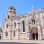 Lissabon Hieronymus Kloster - Lisbon Jeronimos Monastery 01 — Stock Photo #11515054