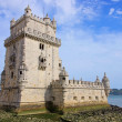 Stock Photo: Lisbon Torre de Belem 01