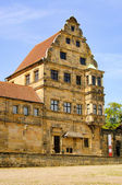 Bamberg imperial palace 01 — Stock Photo