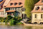 Bamberg klein venetië 03 — Stockfoto