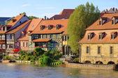 Bamberg Little Venice 09 — Stock Photo
