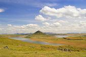 Extremadura embalse de la serena 19 — Stok fotoğraf