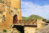 Frias castle 11 — Stock Photo