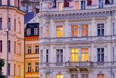 Karlovy vary cephe 03 — Stok fotoğraf