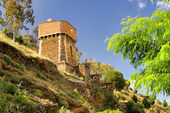 Alcantara castle 02 — Stock Photo