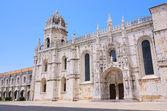 Lissabon Hieronymus Kloster - Lisbon Jeronimos Monastery 01 — Stock Photo