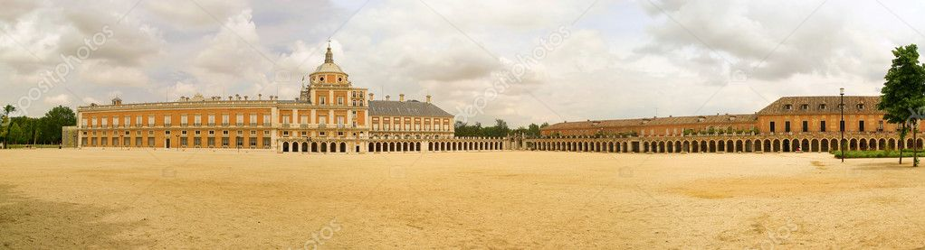 Aranjuez Palacio Real 06 — Stock Photo #11514899
