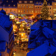 Royalty-Free Stock Photo: Annaberg-Buchholz christmas market 01