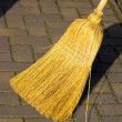 Broom 01 — Stock Photo
