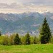 Stock Photo: Monte Baldo 07