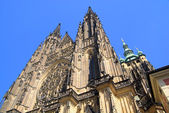 Prague cathedral 05 — Stock Photo