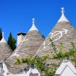 Trulli 02 — Stock Photo