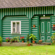 Stock Photo: Half-timbered house 05