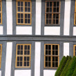 Window timber framing 01 - Stock Photo