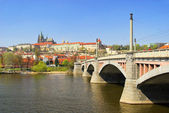 Prague cathedral 08 — Stock Photo