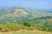 Umbria landscape 01 — Stock Photo