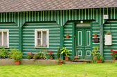 Half-timbered house 05 — Stock Photo