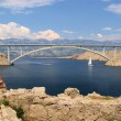 Pag bridge 06 - Stock Photo