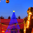 Royalty-Free Stock Photo: Potsdam christmas market 01