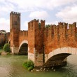 Verona Ponte Scaligero 02 - Stock Photo