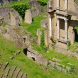 Volterra theatre 03 - Stock Photo