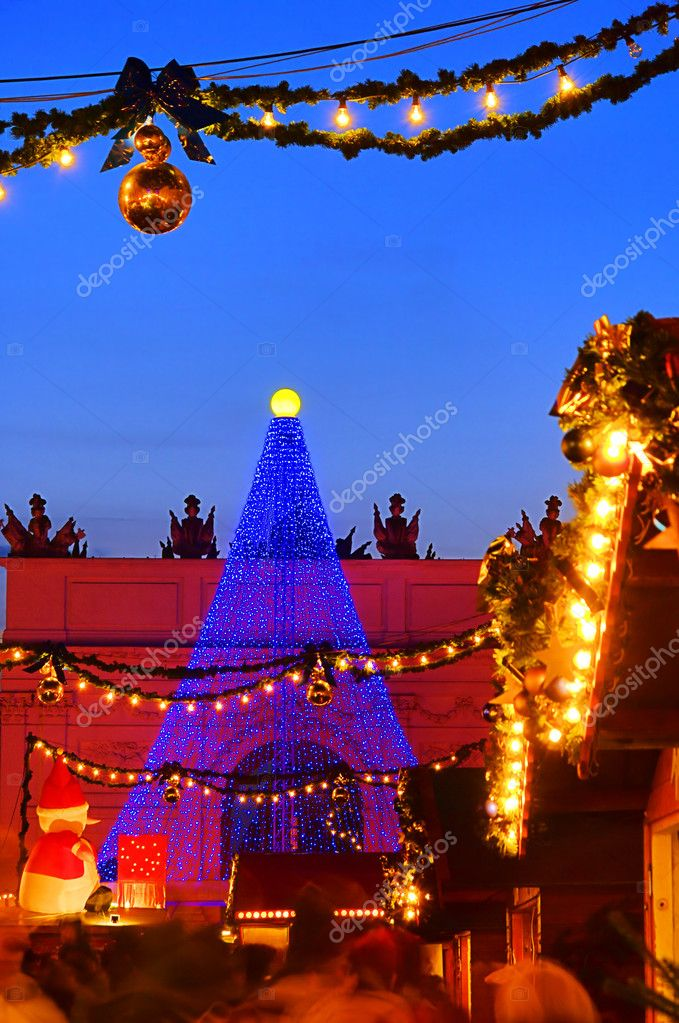 Potsdam christmas market 01 — Stock Photo #11574122