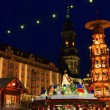 Dresden christmas market 19 — Stock Photo