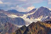 Kauner vallei gletsjer 19 — Stockfoto
