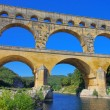 Stock Photo: Pont du Gard 05