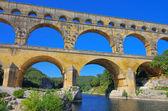 Pont du Gard 05 — Stockfoto